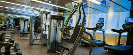 MP Gateway _ Hong _ Kong _ Gym