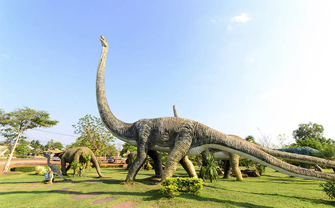 China Dinosaur Park and Dino Valley Hot Spring - Global Hotel Alliance