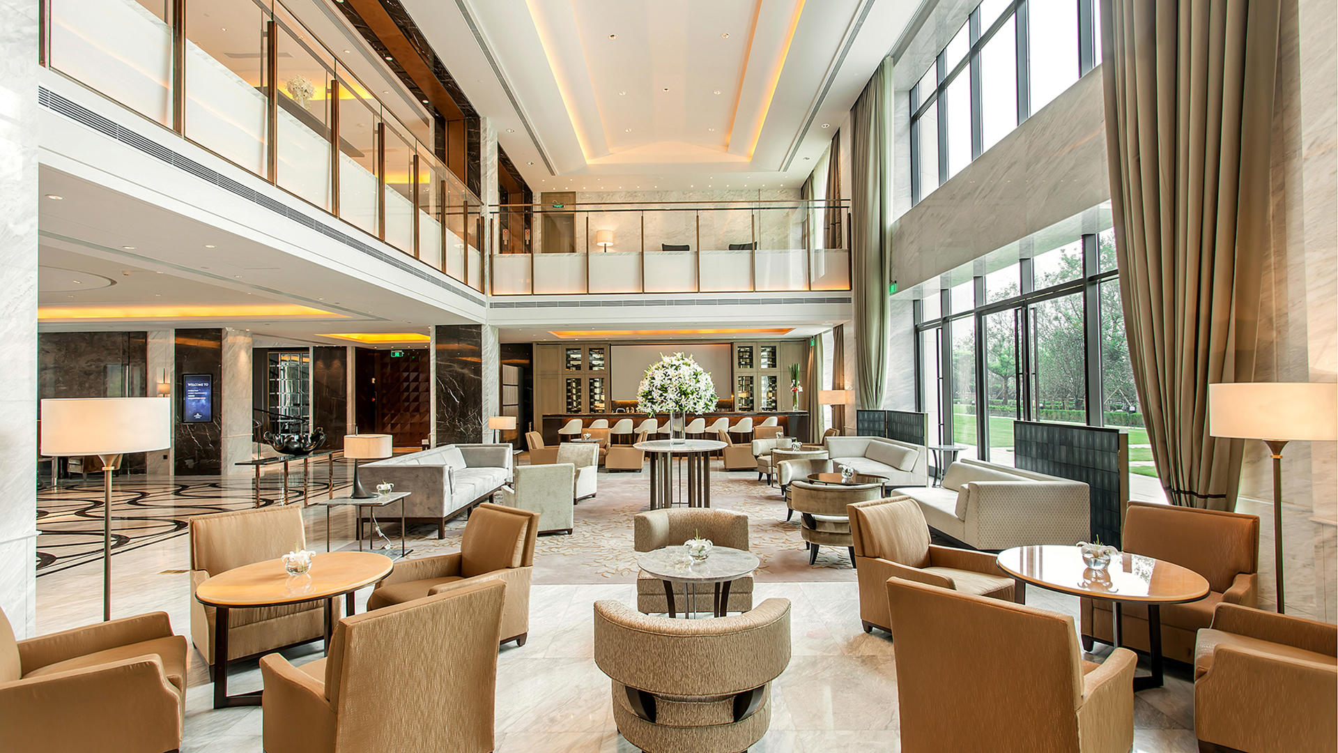 MarcoPoloChangzhou _ Lounge