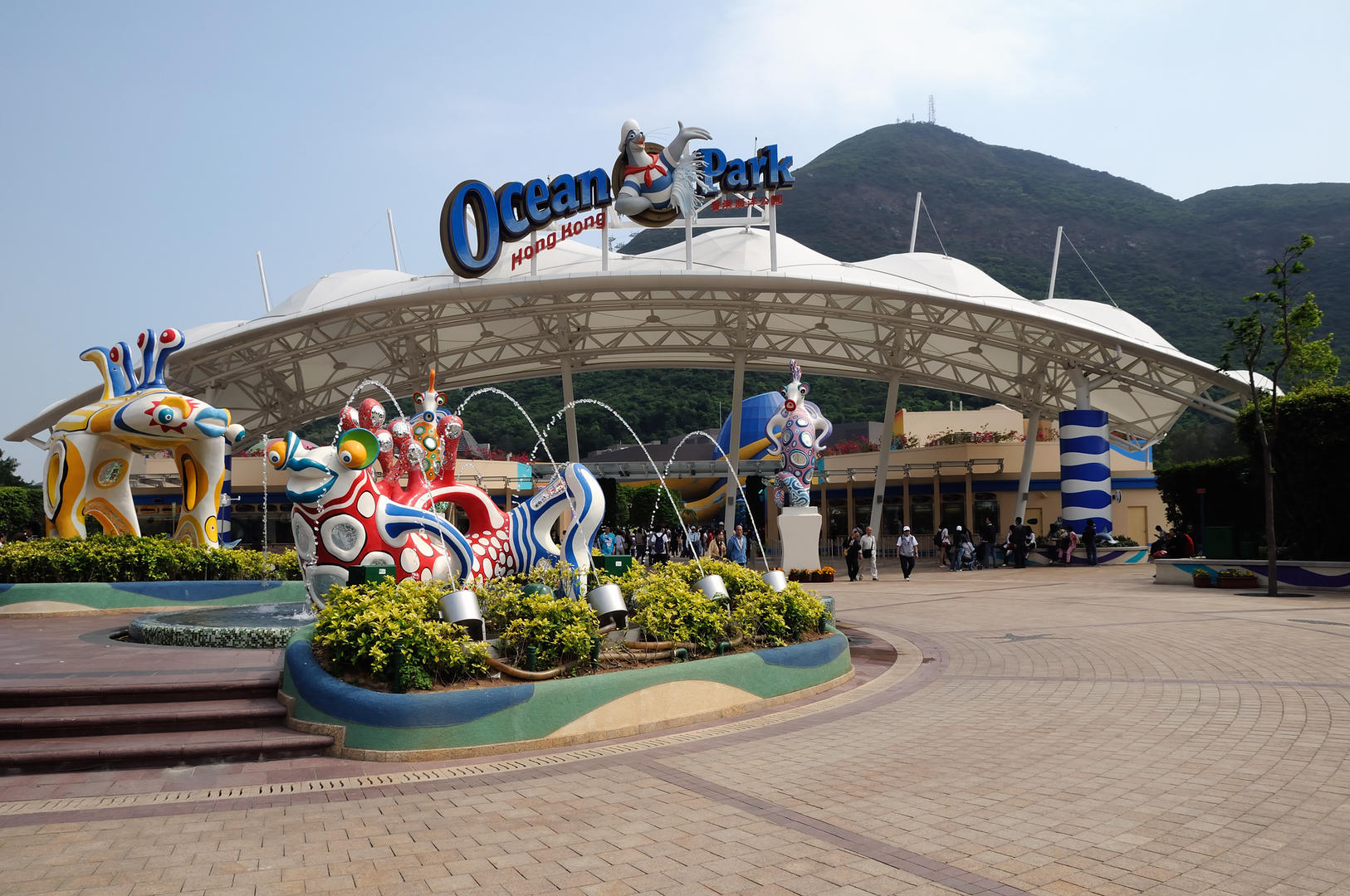 Themed Attractions