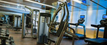 MP Hongkong _ Hotel _ Gym