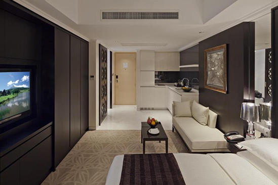 Marco _ Polo _ Lingnan _ Tiandi _ Studio _ Apartment
