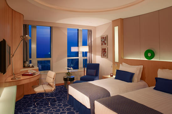 Marco _ Polo _ Shenzhen _ Superior _ Twin _ Room