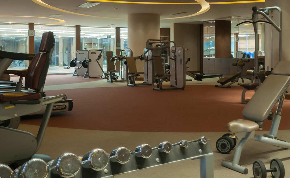 MP _ Shenzhen _ Gym