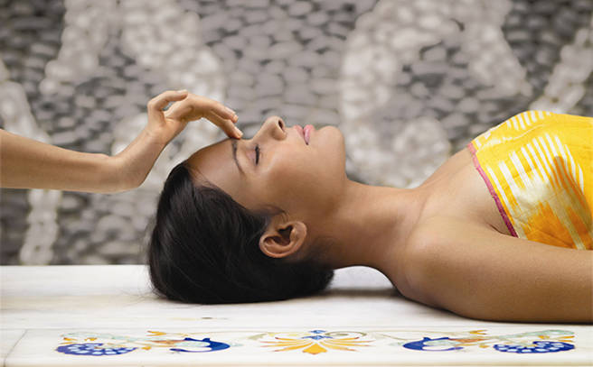 Experience aveda 39 s signature facial and massage for for Aveda elemental nature facial