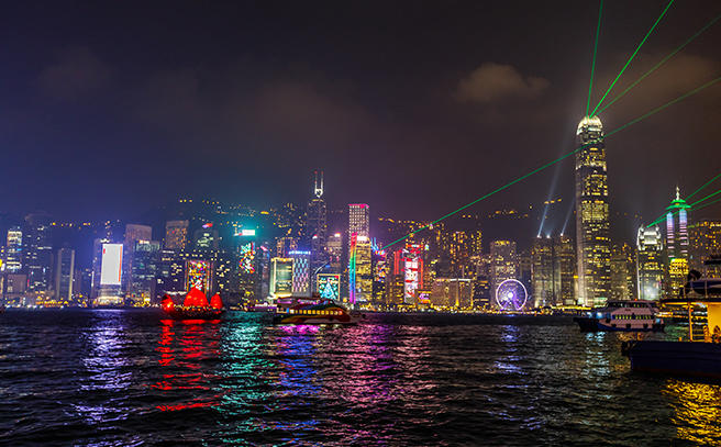 Harbour Adventure in Hong Kong