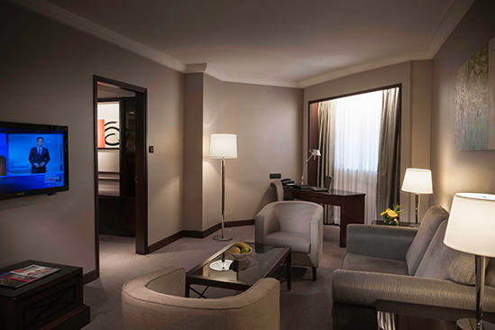 Marco Polo Prince Superior Suite