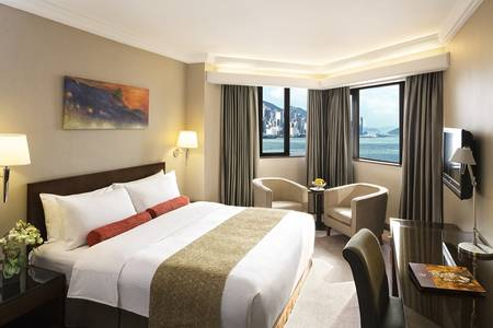 MarcoPolo _ PrinceHK _ Deluxe _ Harbour _ View _ King