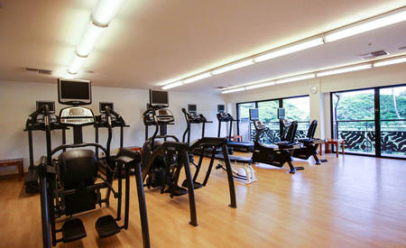 Meritage_Koa_Koea_Hotel_ & _Resort_Fitness_Center