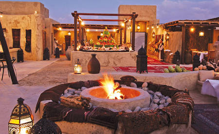 Meydan_Bab_Al — — Shams_Desert_Resort_ 及 _Spa_Al_Hadheerah