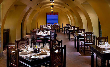 Meydan_Bab_Al_Shams_Desert_Resort_ 与 _Spa_Le_Dune_Pizzeria