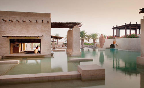 Meydan_Bab_Al_Shams_Desert_Resort_ 与 _Spa_Pool-吧