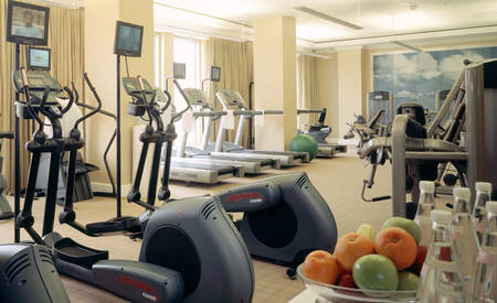 Mokara_Hotel_ 与 _Spa_Fitness_Center