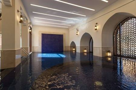 Al Badayer Retreat - Indoor Pool