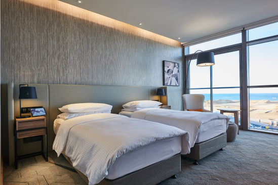 Deluxe Twin Room - Marina View
