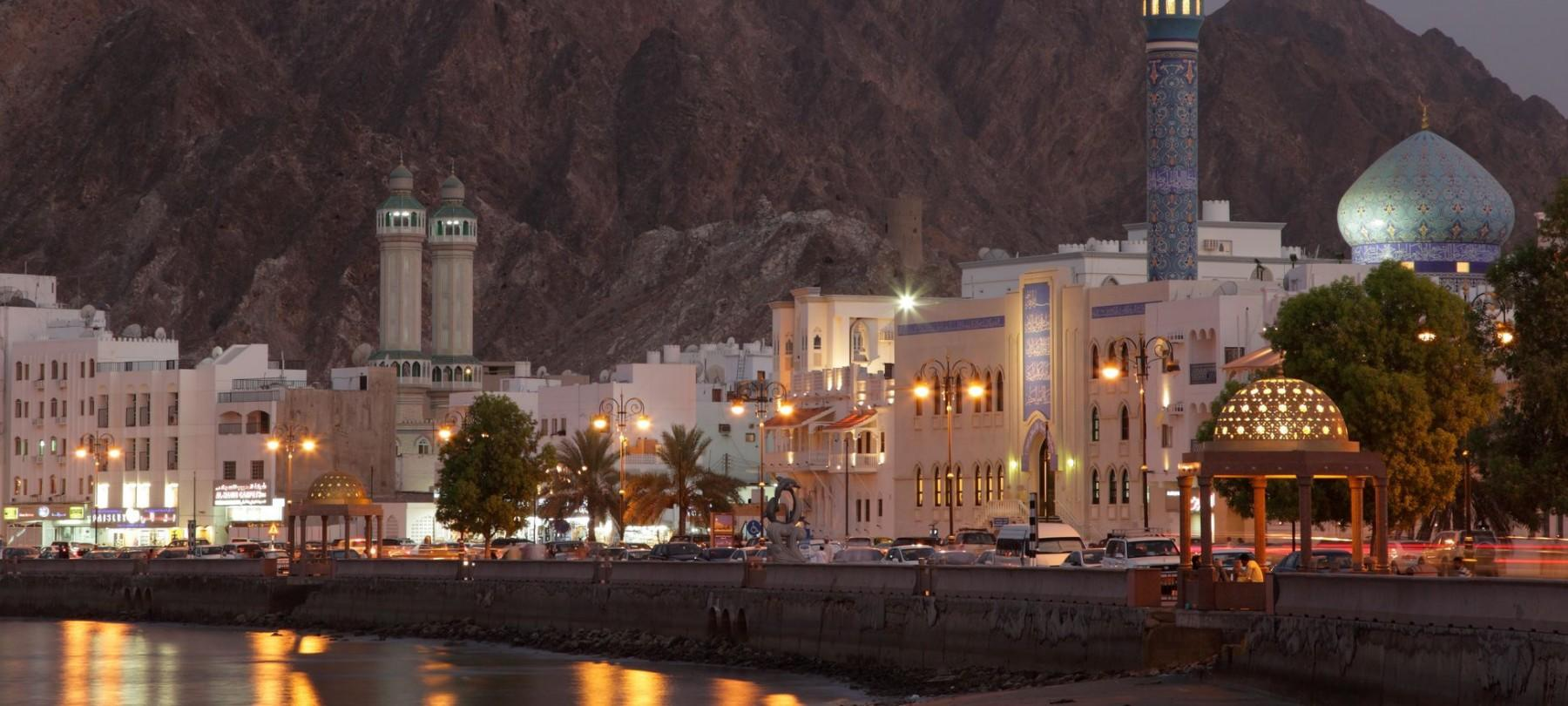 Old Muscat Tour