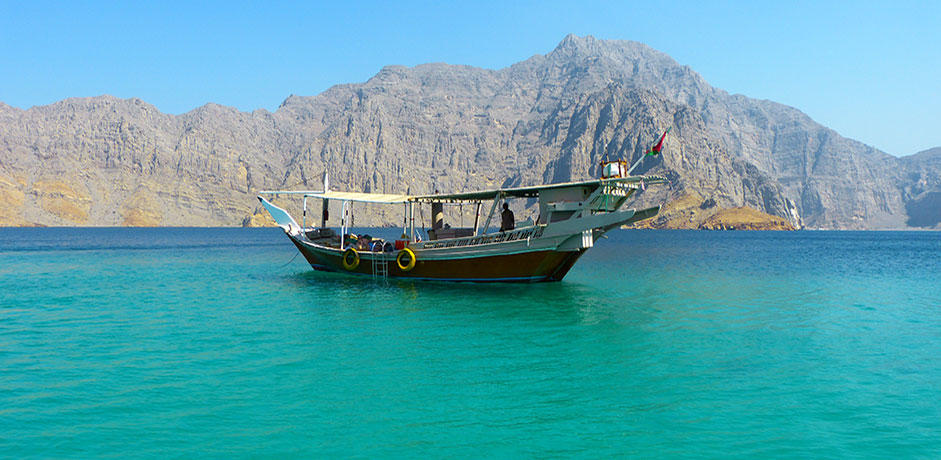 Oman Dhow Cruise