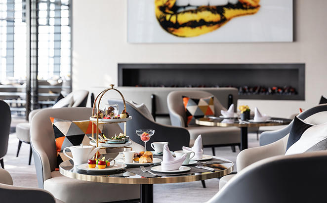 Niccolo Exquisite Signature Afternoon Tea