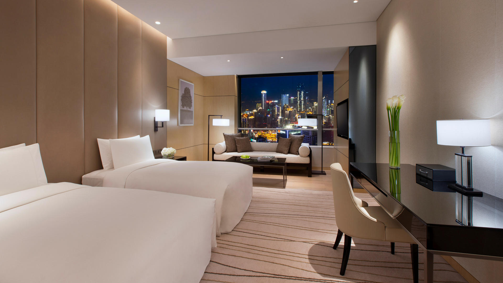Niccolo_Chongqing_Deluxe-Room-Twin