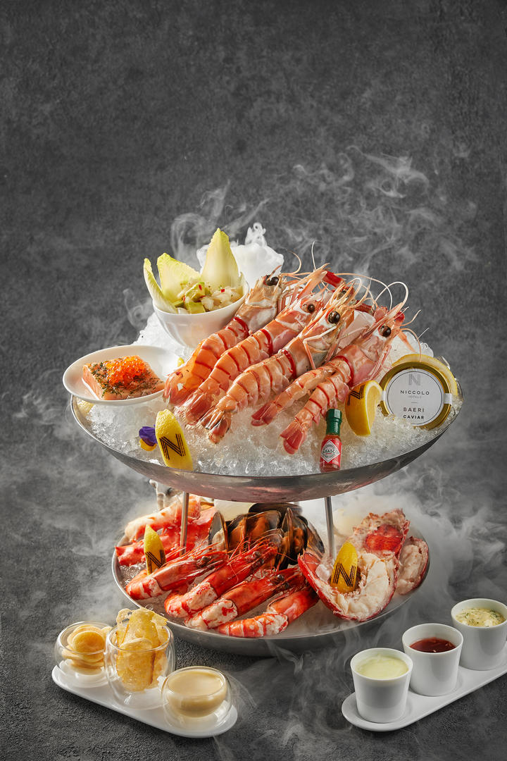 Seafood-Therapie