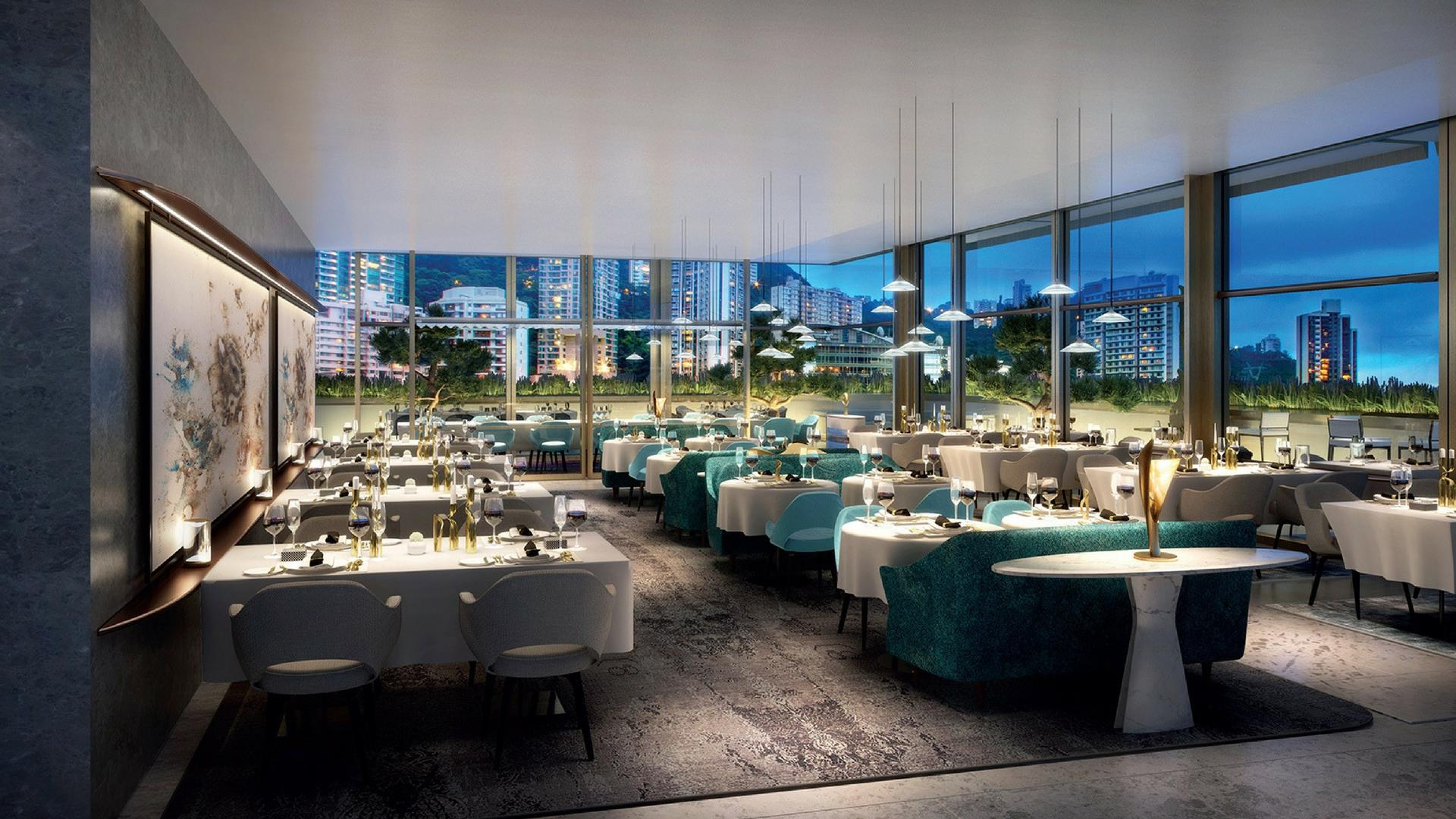 TheMurrayHongKong_Restaurant and Bar - The Aviary2