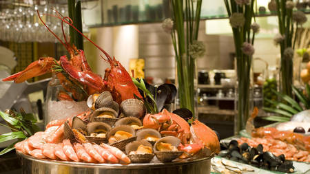 Beijing Hotel NUO_International Buffet At East 33