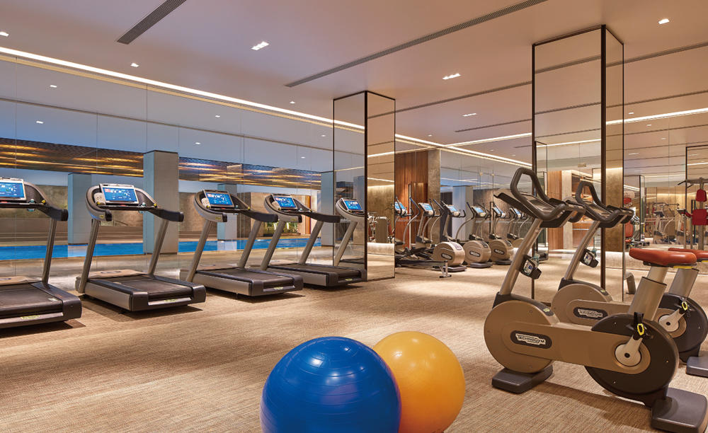 NUO_Hotel_Beijing_Gym