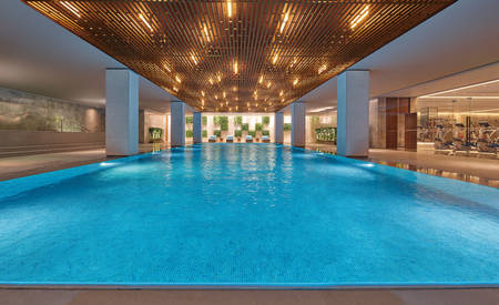 NUO _ Hotel _ Beijing _ Swimming _ pool