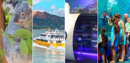 Townsville and Magnetic Island SUPER SAVER Pass