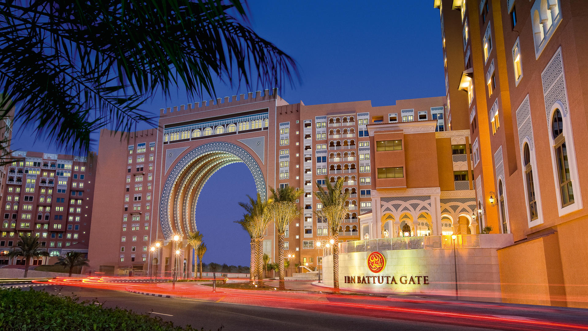 Oaks Ibn Battuta Gate_Exterior_1