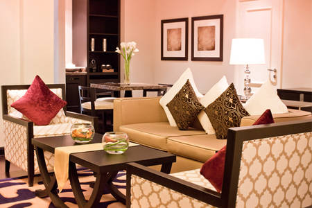 Oaks Ibn Battuta Gate_Family Suite