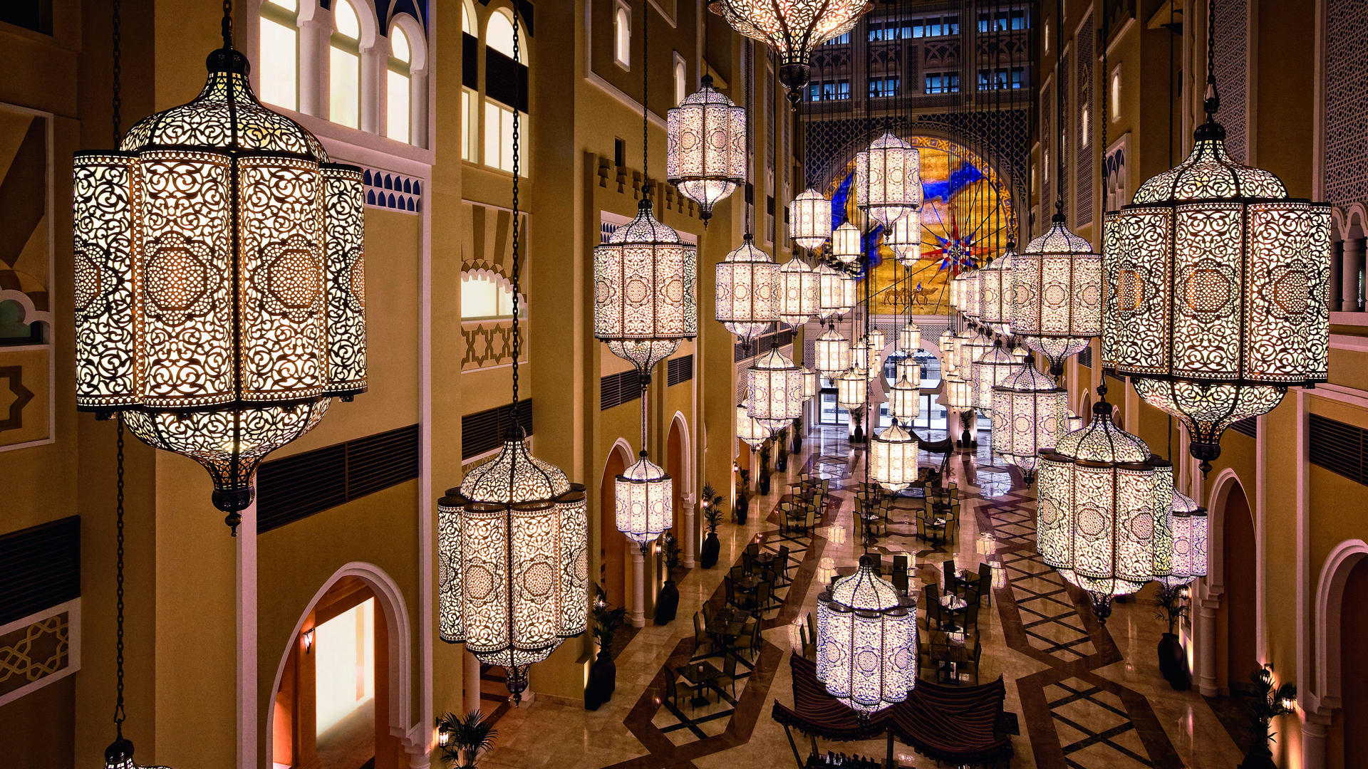 Oaks Ibn Battuta Gate_Hall_1