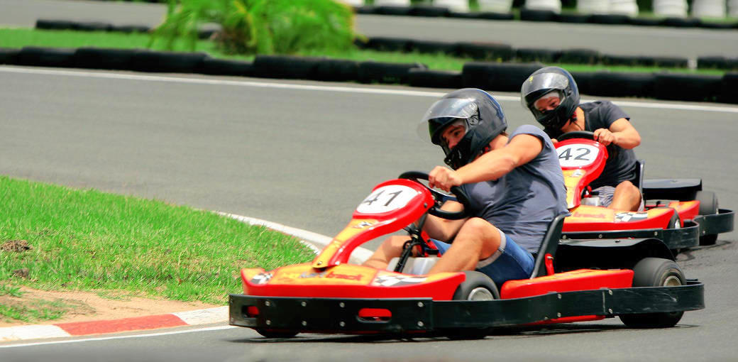 Sunshine Coast Big Kart Track Go Karting