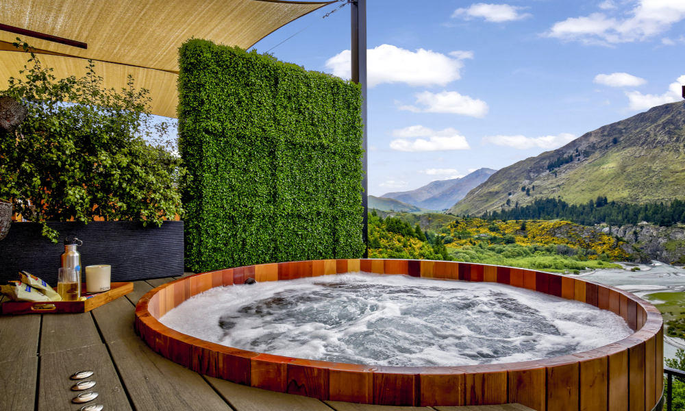 Onsen Hot Pools Queenstown