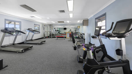OaksCyprus LakesResort _ Gym