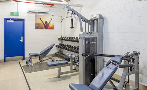 Oaks_Resort_ & _Spa_Hervey_Bay-Fitness-Studio