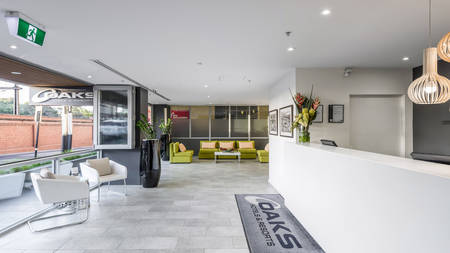 OaksOnSouthYarra_Reception