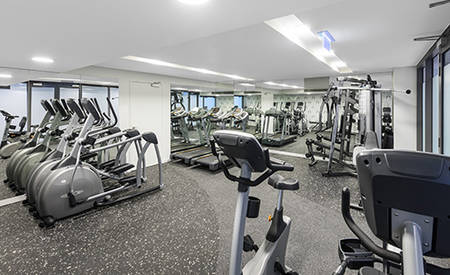 The_Milton_Brisbane-Fitness-Studio