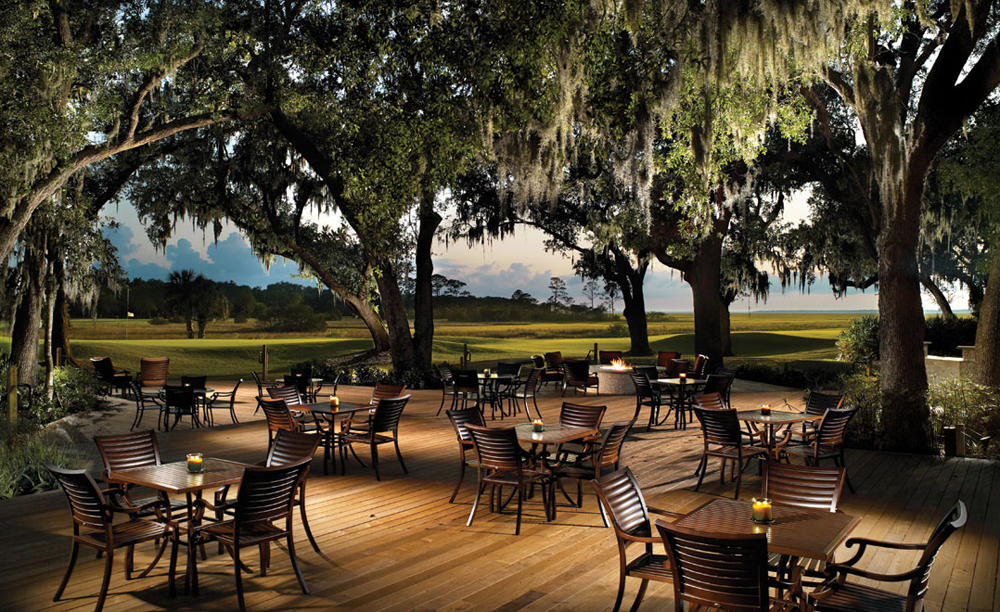 Omni _ Amelia _ Island _ 种植园 _ Resort _ Marsh _ View _ Bar _ And _ Grill