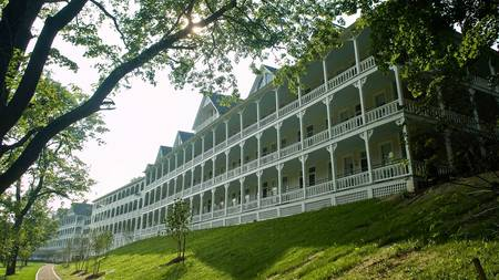 Omni Bedford Springs Resort