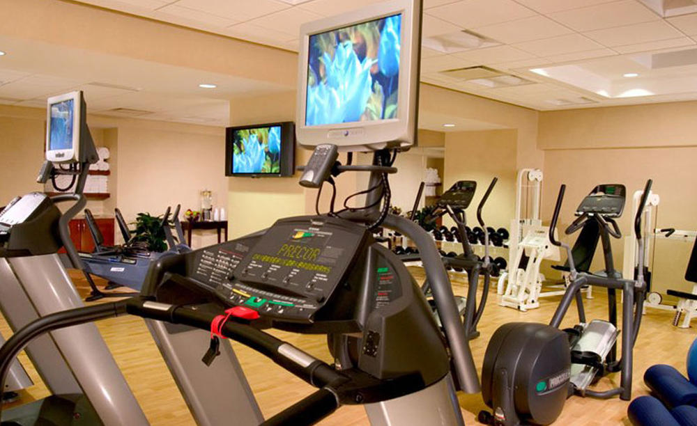 Omni _ Chicago _ Hotel _ Gym