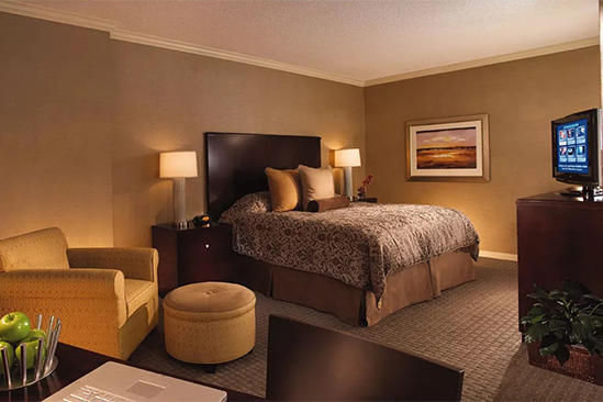 Omni_ 达拉斯 _Park_Spacious_Premier_Room_King_Bed