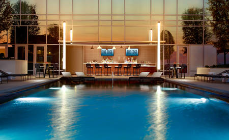 Omni_Frisco_Hotel_Pool — — 吧