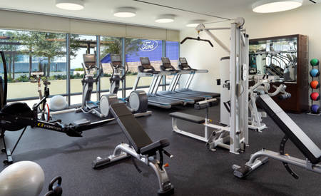 Omni_Frisco_Hotel_Fitness Center
