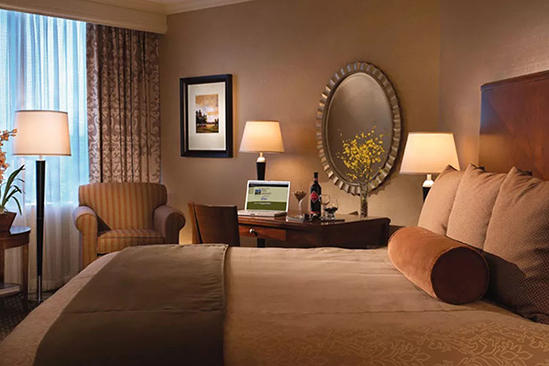 Omni _ Houston _ Westside _ Classic _ Deluxe _ Room _ King _ Bed