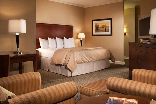 Omni _ Houston _ Westside _ Spacious _ Premier _ Room _ King _ Bed