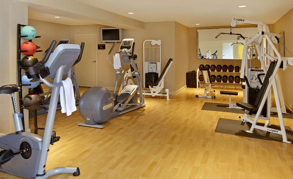 Omni _ Houston _ Hotel _ at _ Westside _ Gym