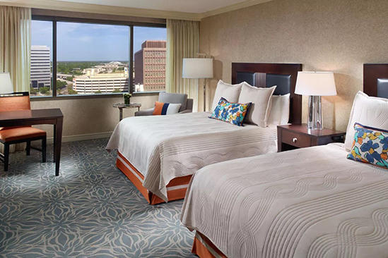 Omni _ Jacksonville _ Classic _ Deluxe _ Room _ Double _ Beds
