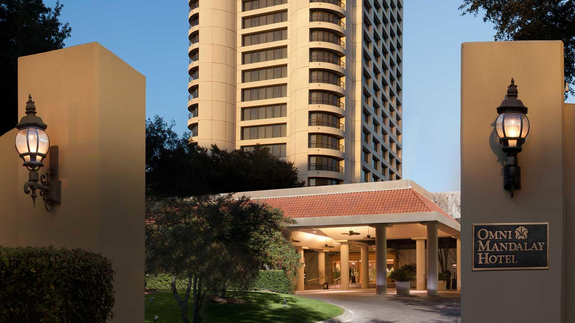 Omni Mandalay Hotel At Las Colinas Gha