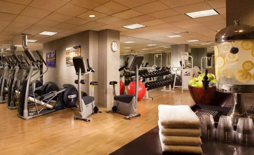 Omni _ New _ Haven _ at _ Yale _ Fitness _ Center